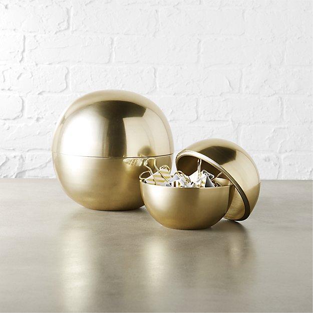 dome gold storage