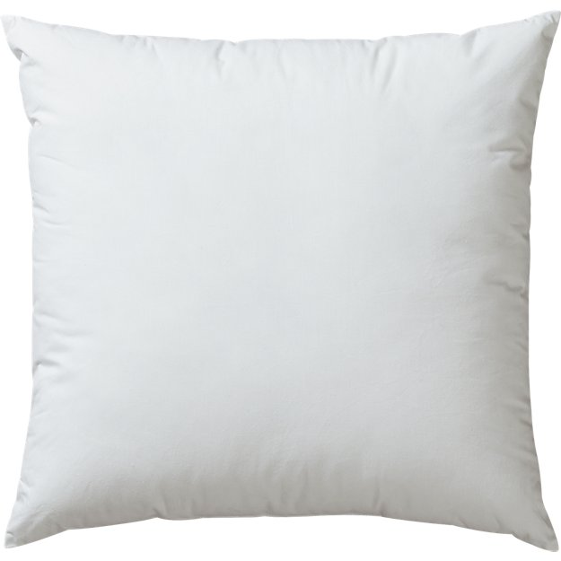 "down alternative 16"" pillow insert"