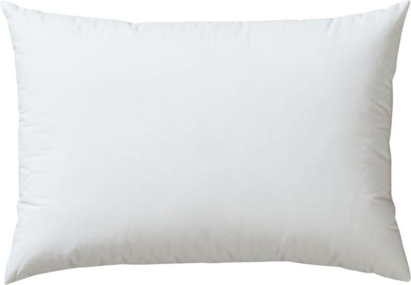 """down alternative 18""""x12"""" pillow insert"""