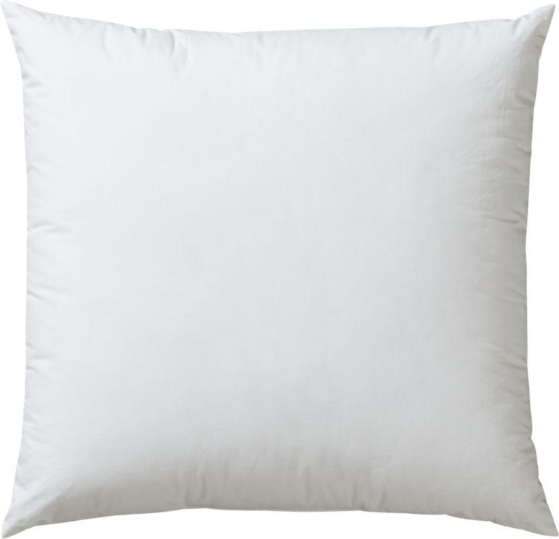 """down alternative 18"""" pillow insert"""