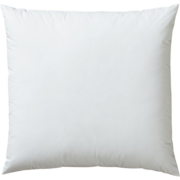"down alternative 20"" pillow insert"