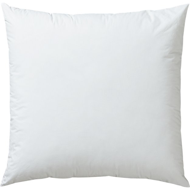 "down alternative 23"" pillow insert"