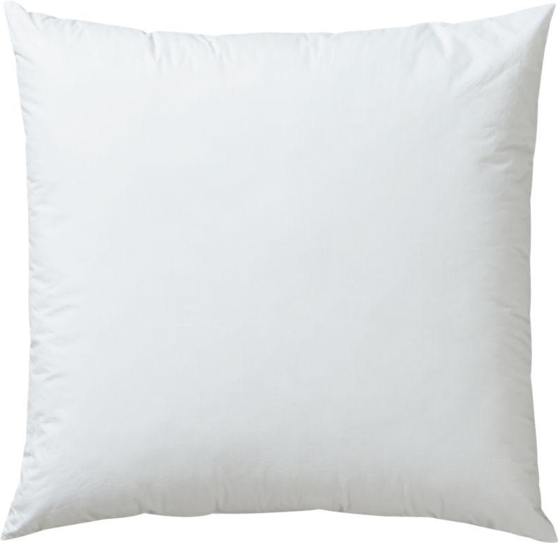 """down alternative 23"""" pillow insert"""