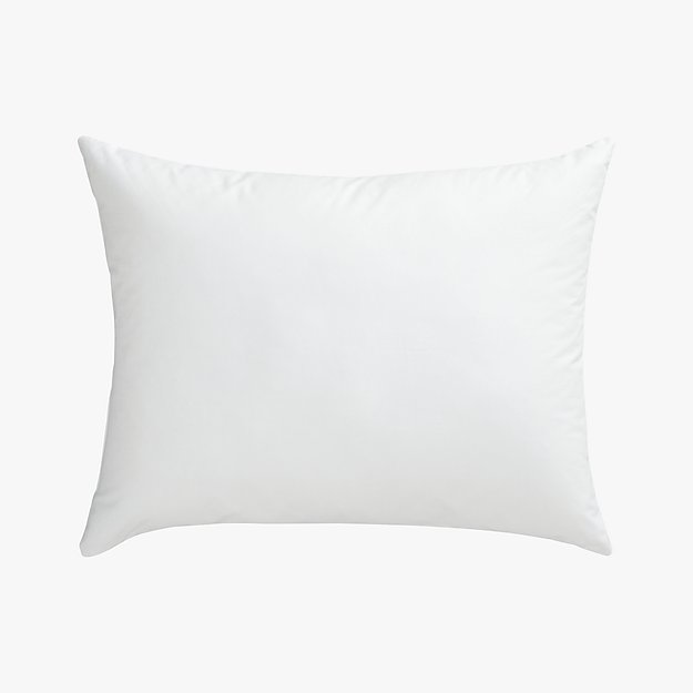 down-alternative standard pillow insert