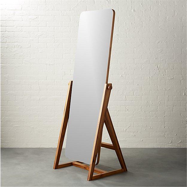 "drommen 25.25""x67"" standing mirror"