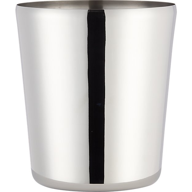 duke stainless steel champagne-wine bucket