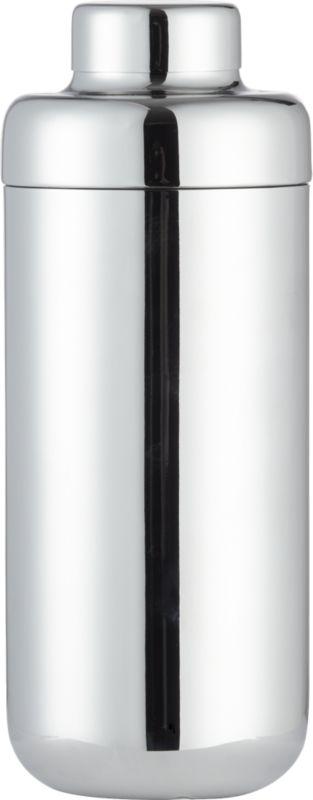 duke stainless steel cocktail shaker