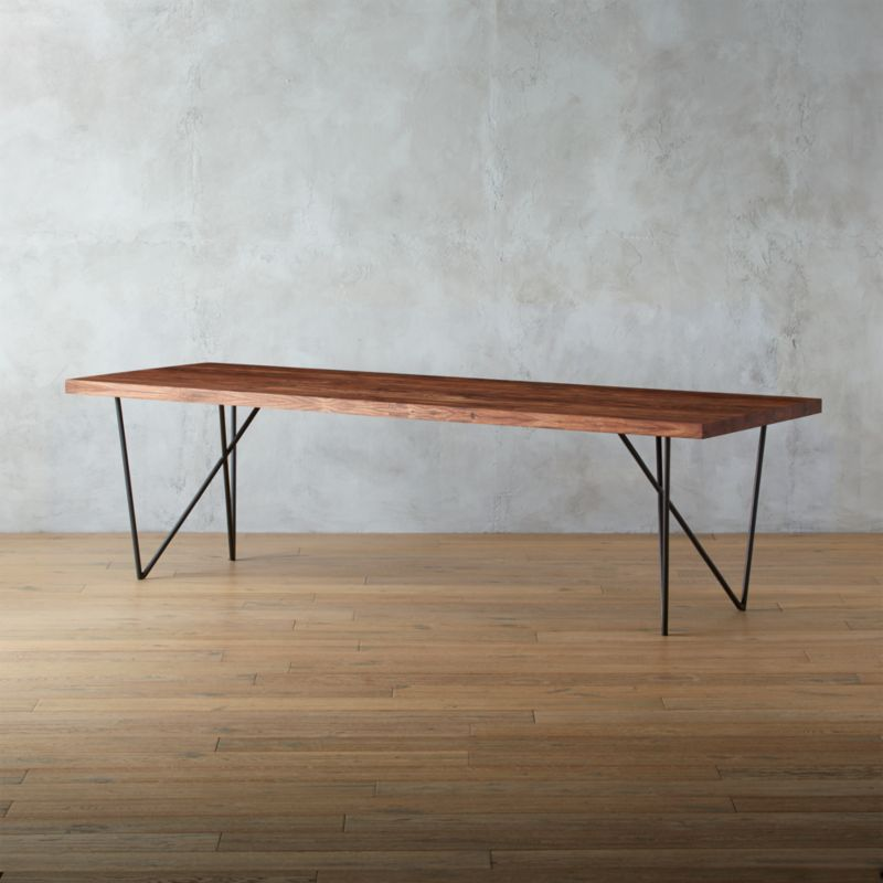 Dylan 36 Quot X104 Quot Dining Table Cb2