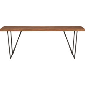 CB2 - dylan dining table customer reviews - product reviews - read ...
