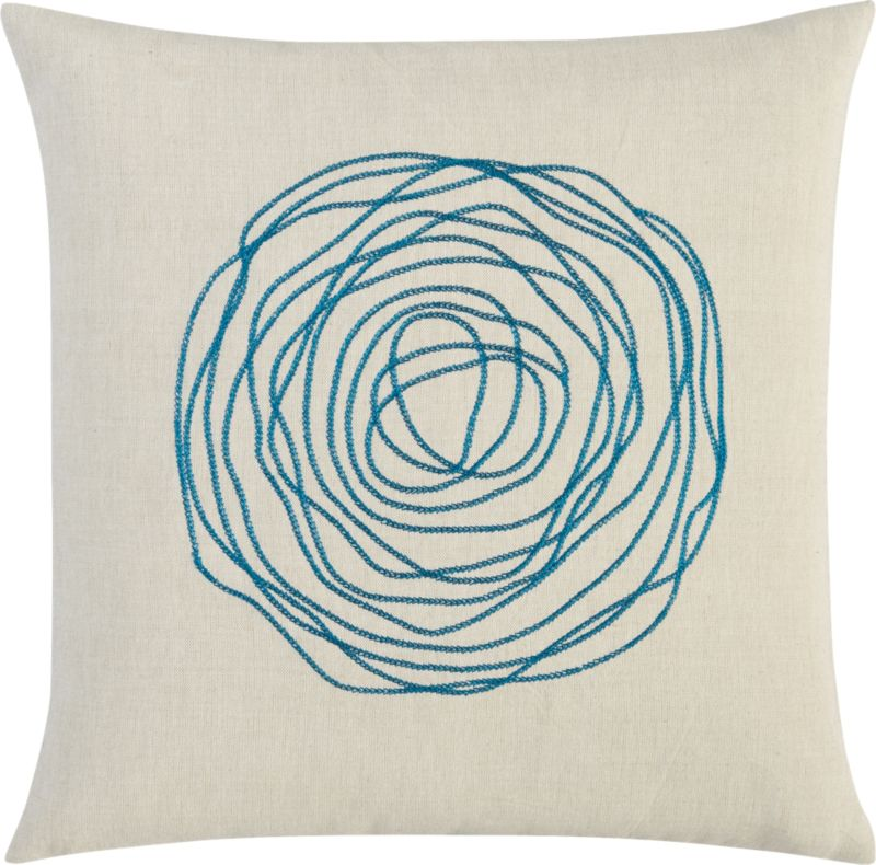 "ebb swoon 16"" pillow"