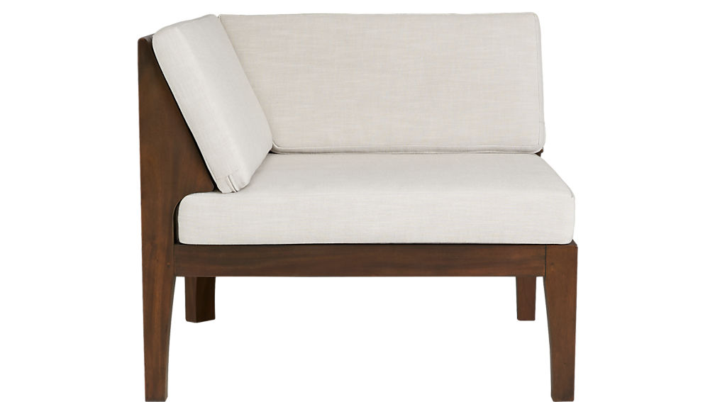 elba corner chair