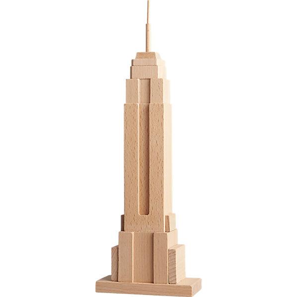 empire wood sculpture