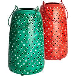 enamel lanterns