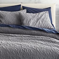estrela matelasse bed linens