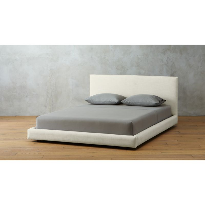 façade snow bed
