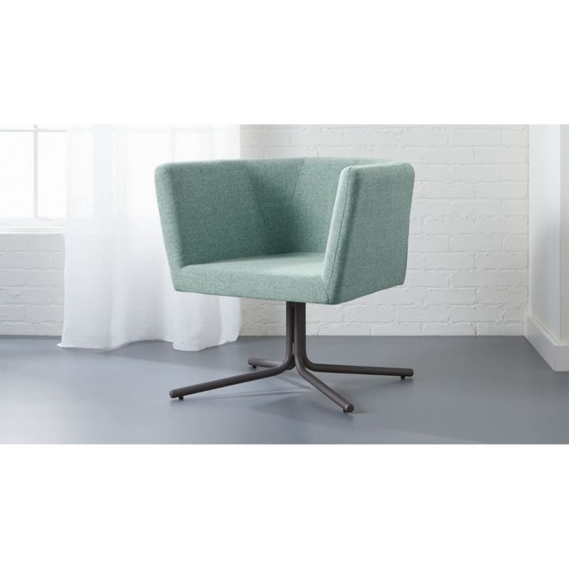 facetta cyan chair