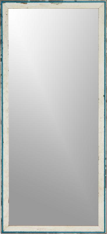 farm house tall mirror