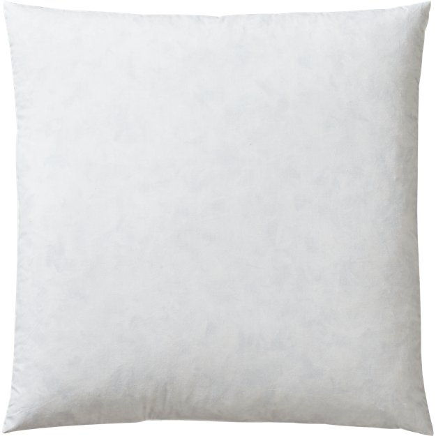 feather-down square pillow insert