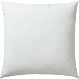 "feather-down 23"" pillow insert"