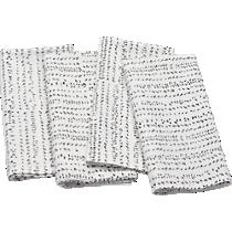 felix block print napkins set of four