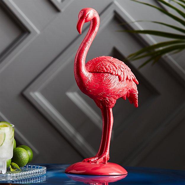 flamingo catchall