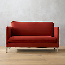 flatiron rouge apartment sofa