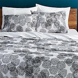 fleck bed linens