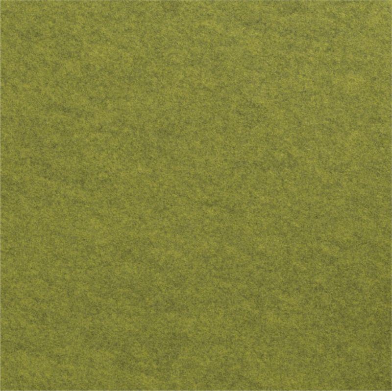 FLOR ™ Fedora ™ chartreuse tile