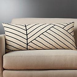 "forma 36""x16"" pillow"
