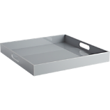 format grey tray