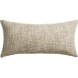 "format natural 23""x11"" pillow"