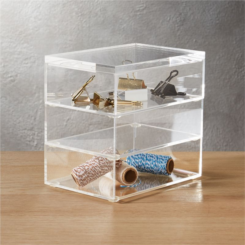 format stacking boxes set of 3