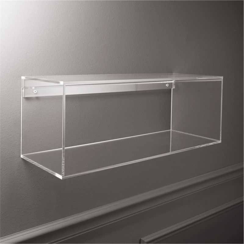 Format Storage Shelf Cb2