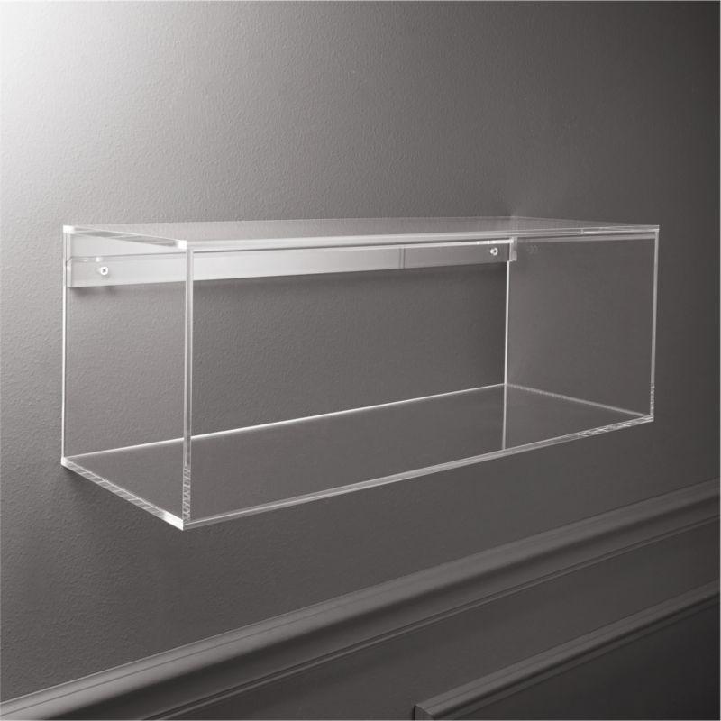 format storage shelf