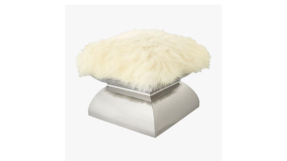 catru pedestal table