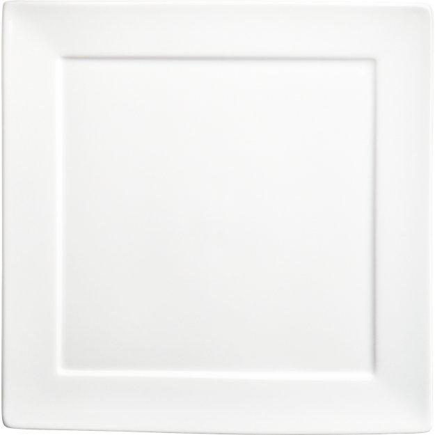 frame dinner plate