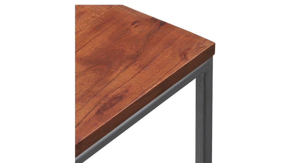 framework console table
