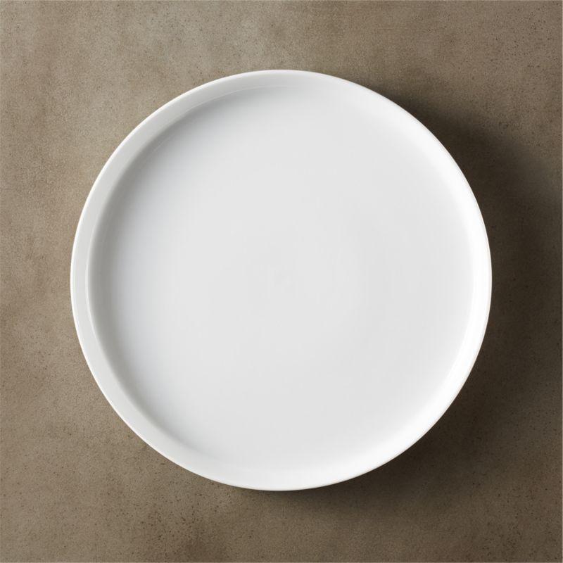 frank dinner plate