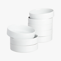 frank soup bowls set of eight