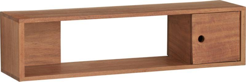 fundamental storage shelf