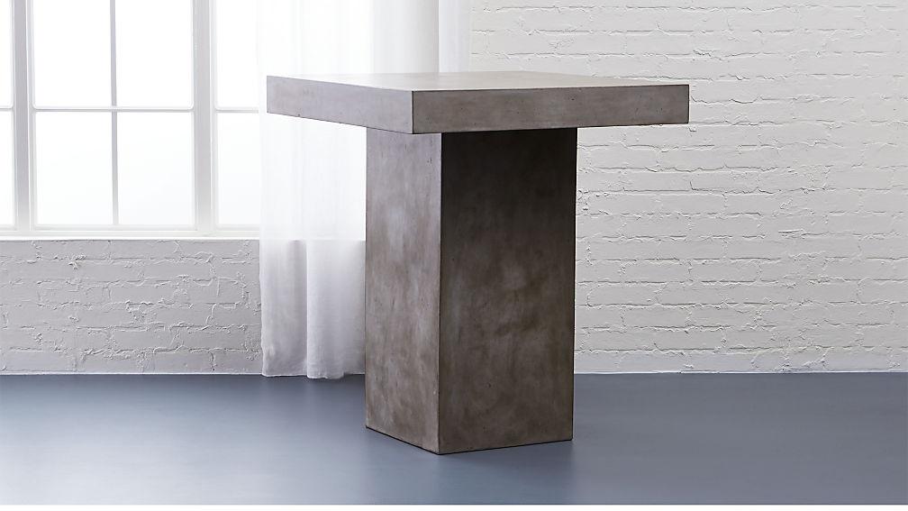 fuze grey counter table CB2 : FuzeCounterTableSHS1616x9webzoomfurnhero from www.cb2.com size 1008 x 567 jpeg 59kB