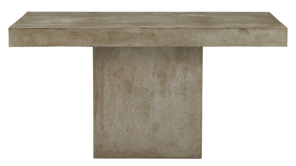 fuze grey dining table CB2 : FuzeDiningTableS14 from www.cb2.com size 1008 x 567 jpeg 37kB
