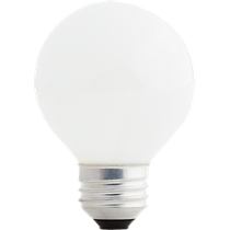 g19 frosted globe 40W light bulb