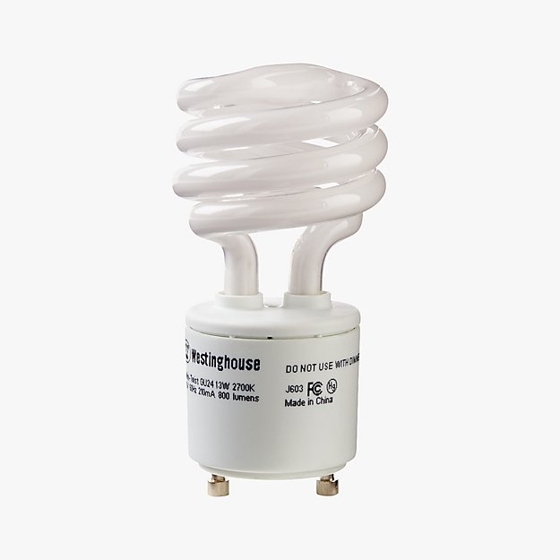 gu24 mini 13W light bulb