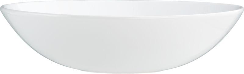 galaxy pasta serving bowl
