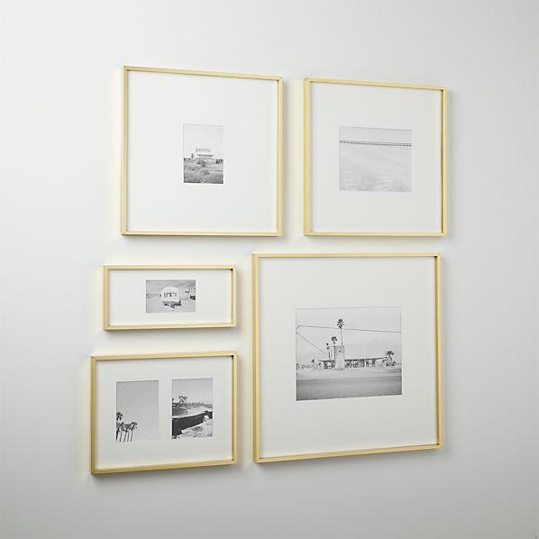 GalleryFrameBrassSuiteS16