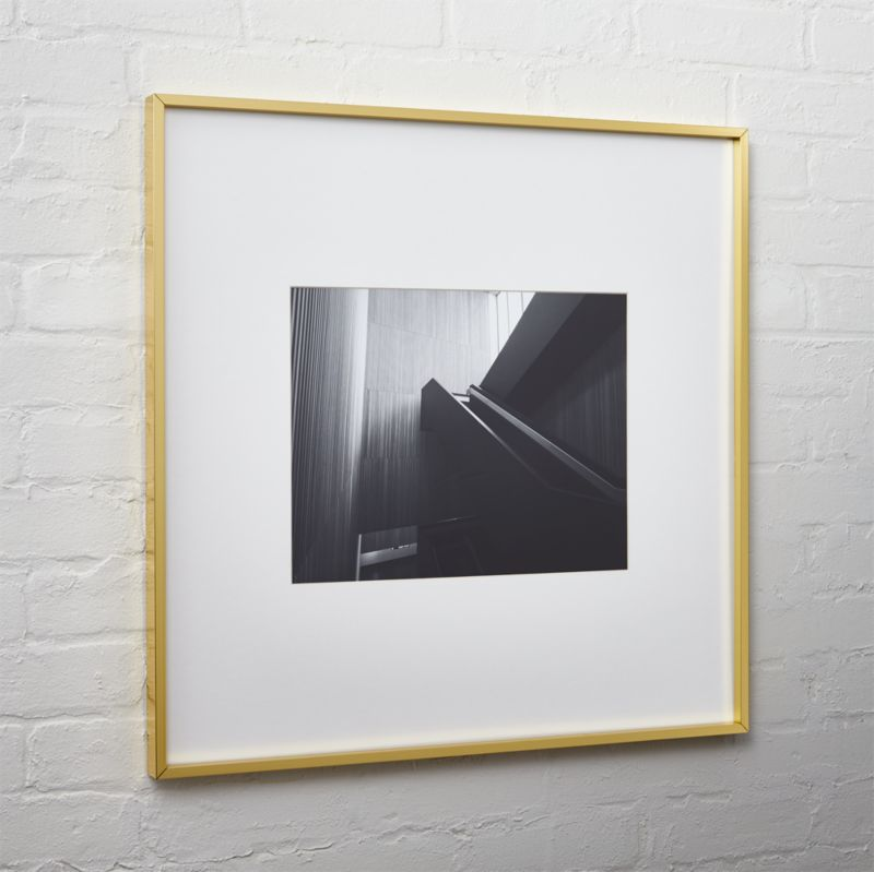 Poster frame 11 x 17