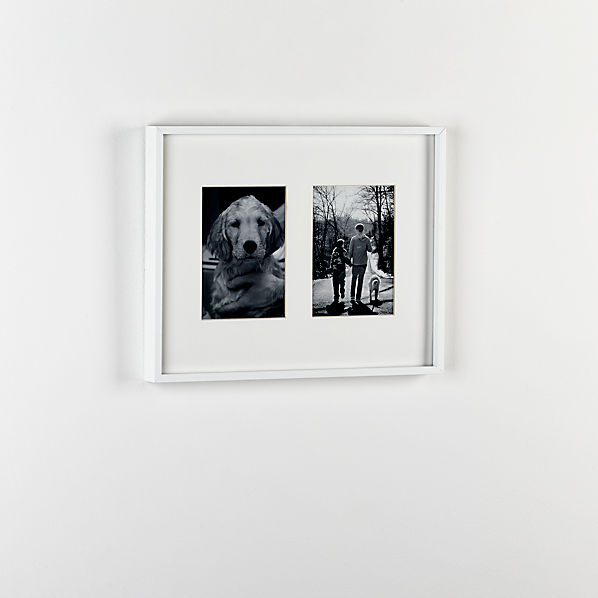 GalleryWhiteFrame25x7S16