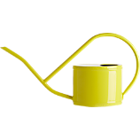 spout yellow watering can