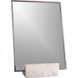 "gaze 10.25""x14.5"" vanity mirror"